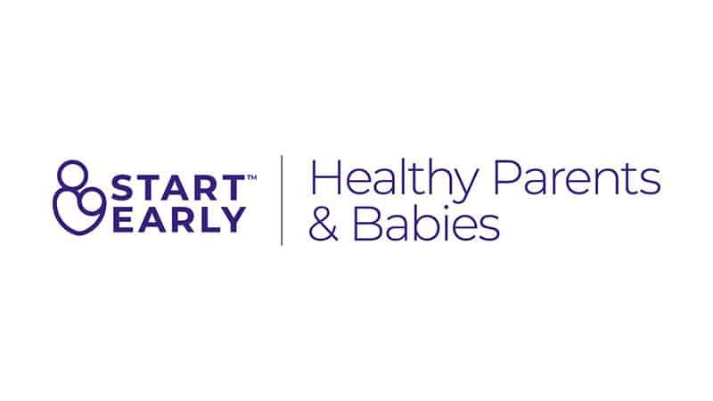 Healthy Parents & Babies logo