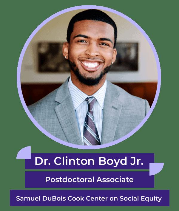 Clinton Boyd Jr._Start Early branded