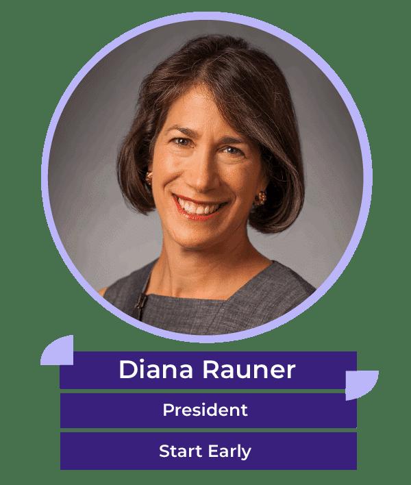 Diana Rauner headshot_Start Early branded