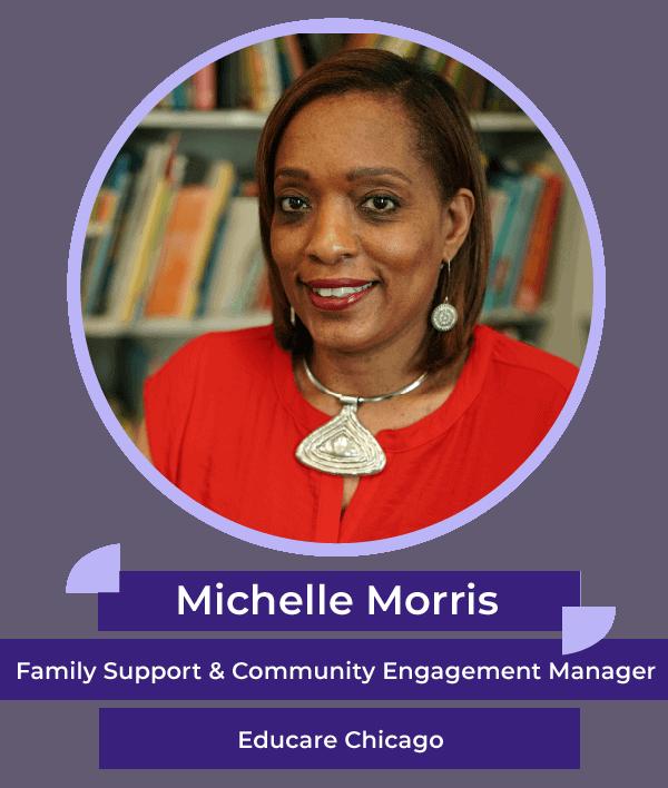 Michelle Morris_Start Early branded