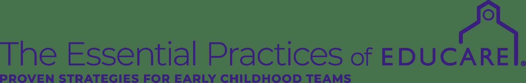 The Essential Practices of Educare logo